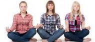 שיעור יוגה פרטי לנשים