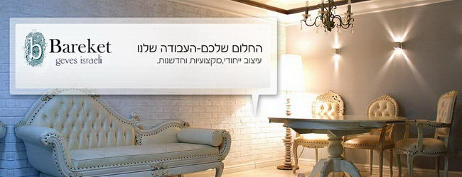 ברקת גבס ישראלי עבודות גבס