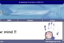 העמותה הישראלית לכירולוגיה פסיכודיאגנוסטית