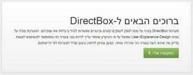 מערכת DirectBox